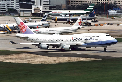 B-18202 | Boeing 747-409 | China Airlines