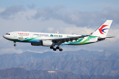 B-5902 | Airbus A330-243 | China Eastern Airlines