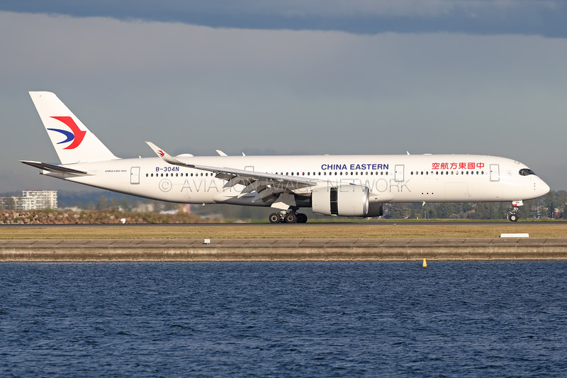 B-304N | Airbus A350-941 | China Eastern Airlines