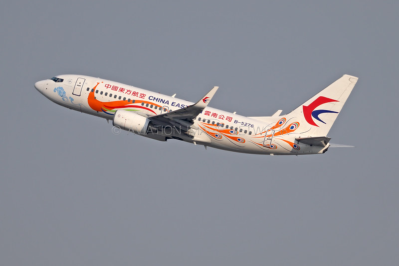 B-5276 | Boeing 737-79P | China Eastern Airlines