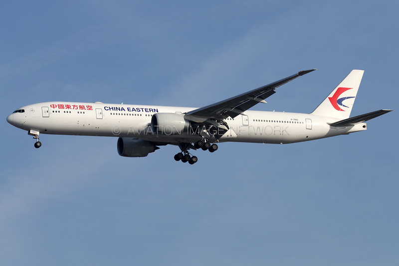 B-7882 | Boeing 777-39P/ER | China Eastern Airlines