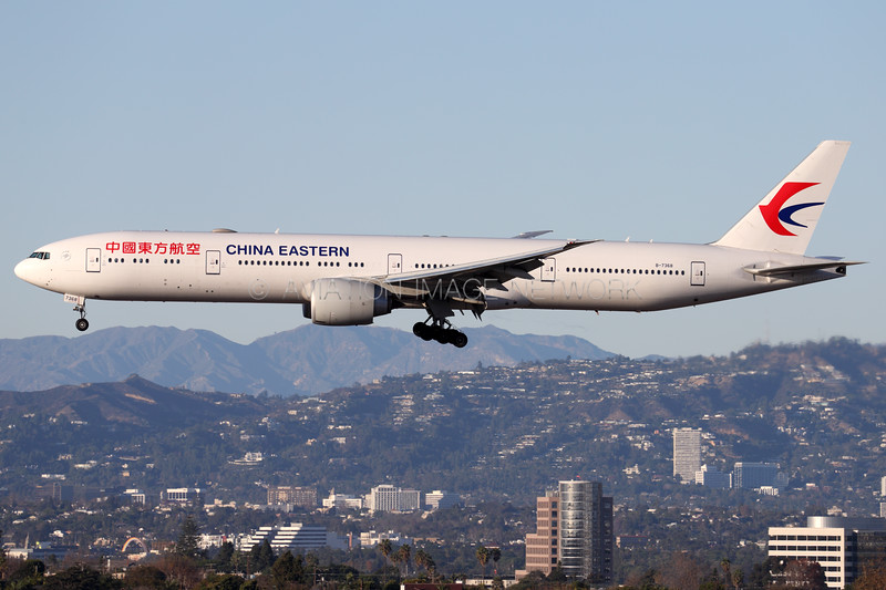 B-7368 | Boeing 777-39P/ER | China Eastern Airlines