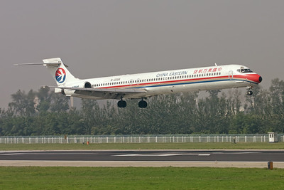 B-2256 | McDonnell Douglas MD-90-30 | China Eastern Airlines