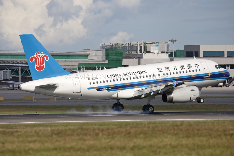 B-2294 | Airbus A319-132 | China Southern Airlines