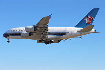 B-6138   Airbus A380-841   China Southern Airlines