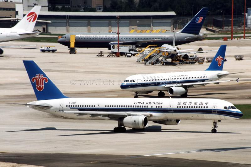 B-2817 | Boeing 757-21B | China Southern
