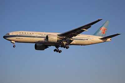 B-2053   Boeing 777-21B   China Southern Airlines
