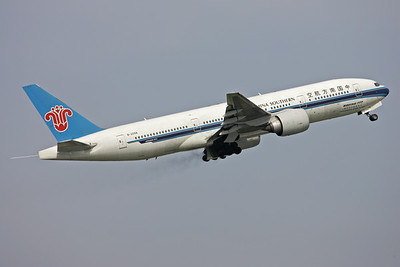 B-2058 | Boeing 777-21B/ER | China Southern Airlines