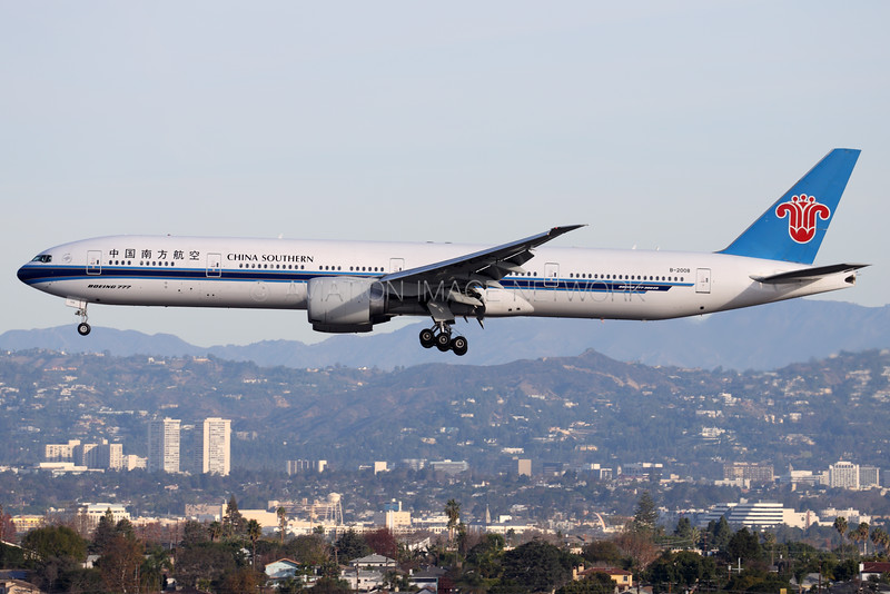 B-2008 | Boeing 777-31B/ER | China Southern Airlines