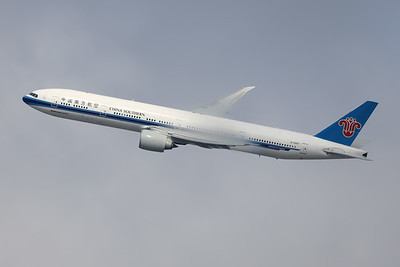 B-2007 | Boeing 777-31B/ER | China Southern Airlines