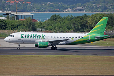 PK-GLI   Airbus A320-214   Citilink