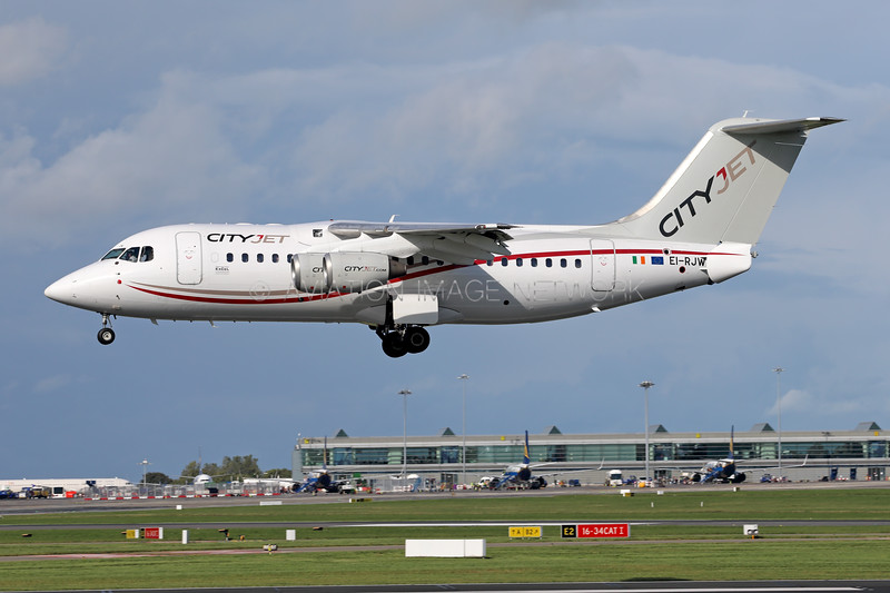 EI-RJW | British Aerospace Avro RJ85 | CityJet