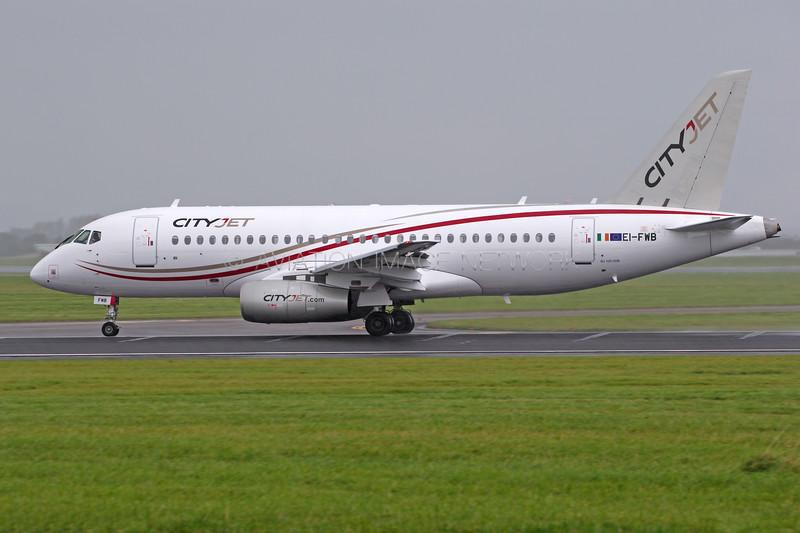 EI-FWB | Sukhoi Superjet 100-95B | CityJet