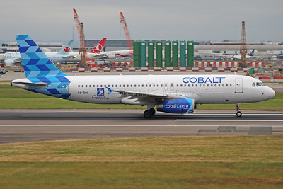 5B-DDC | Airbus A320-232 | Cobalt Air