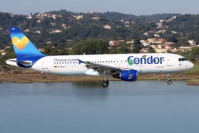 D-AICH | Airbus A320-212 | Condor