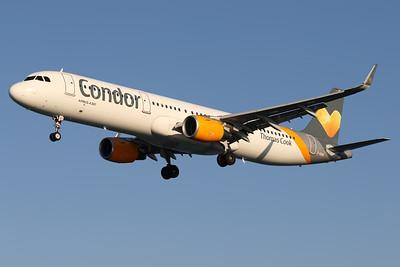 D-AIAH | Airbus A321-211 | Condor