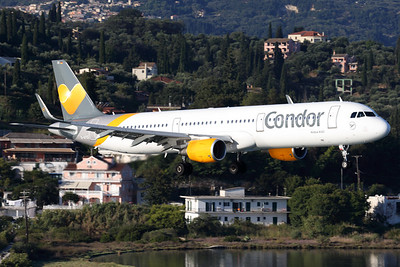 D-ATCE | Airbus A321-211 | Condor