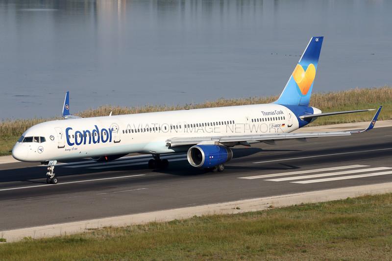 D-ABOE | Boeing 757-330 | Condor