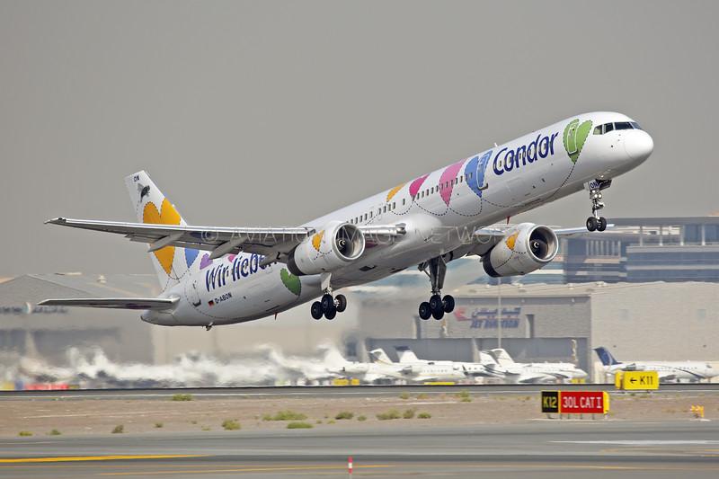 D-ABON | Boeing 757-330 | Condor