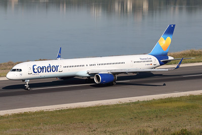 D-ABOM   Boeing 757-330   Condor
