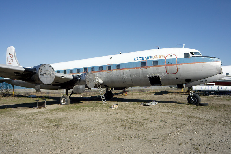 C-GBYB | N3050P | Douglas DC-6A | Conifair Aviation