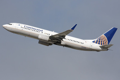 N73299 | Boeing 737-824 | Continental Airlines