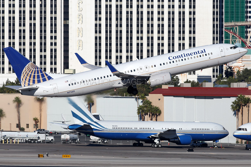 N71411 | Boeing 737-924 | Continental Airlines