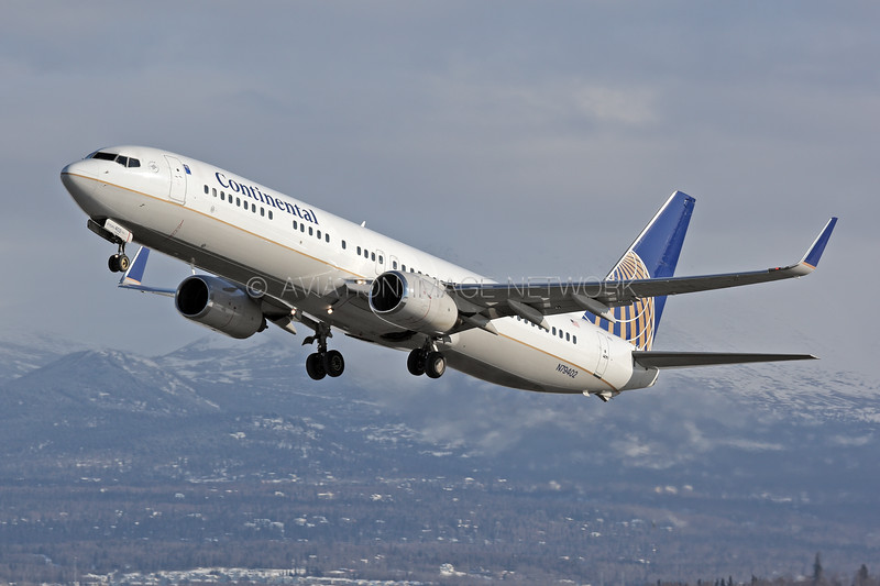 N79402 | Boeing 737-924 | Continental Airlines