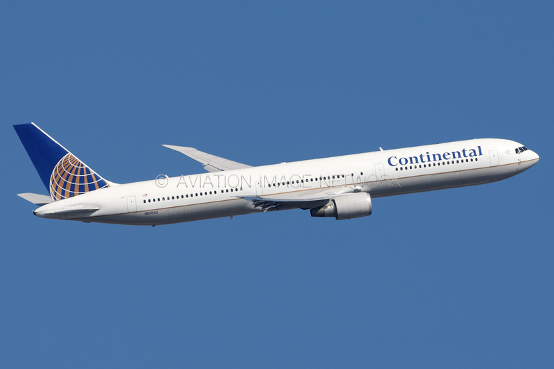 N67052 | Boeing 767-424/ER | Continental Airlines