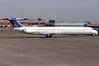 N14889 | McDonnell Douglas MD-82 | Continental Airlines