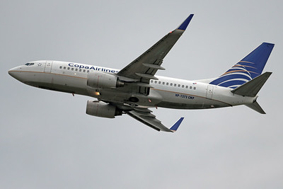 HP-1373 CMP | Boeing 737-7V3 | Copa Airlines