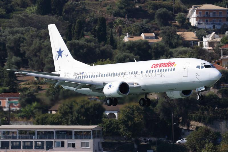 YR-SEB | Boeing 737-484 | Corendon Dutch Airlines