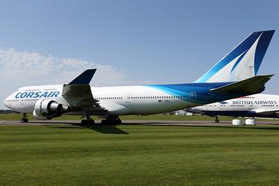 F-HSEA   Boeing 747-422   Corsair International