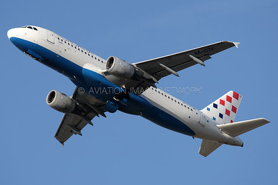 9A-CTF | Airbus A320-212 | Croatia Airlines