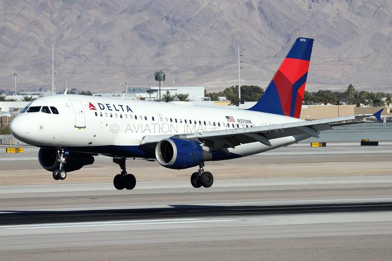 N370NB | Airbus A319-114 | Delta Air Lines