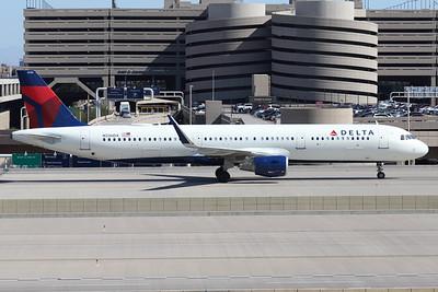 N336DX   Airbus A321-211   Delta Air Lines