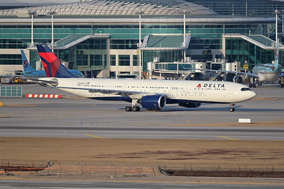 N402DX | Airbus A330-941 | Delta Airlines