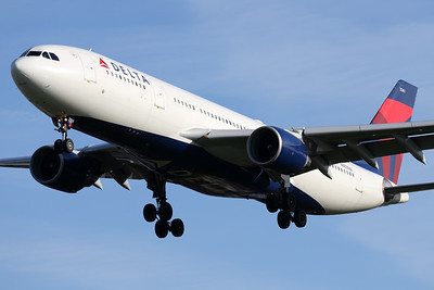 N861NW | Airbus A330-223 | Delta Air Lines
