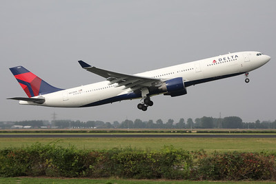 N821NW | Airbus A330-323 | Delta Air Lines