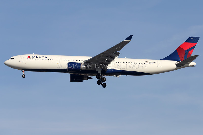 N830NW | Airbus A330-302 | Delta Air Lines