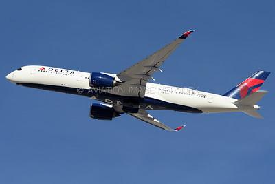 N504DN | Airbus A350-941 | Delta Air Lines