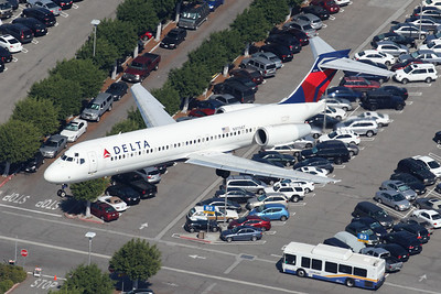 N919AT | Boeing 717-231 | Delta Air Lines