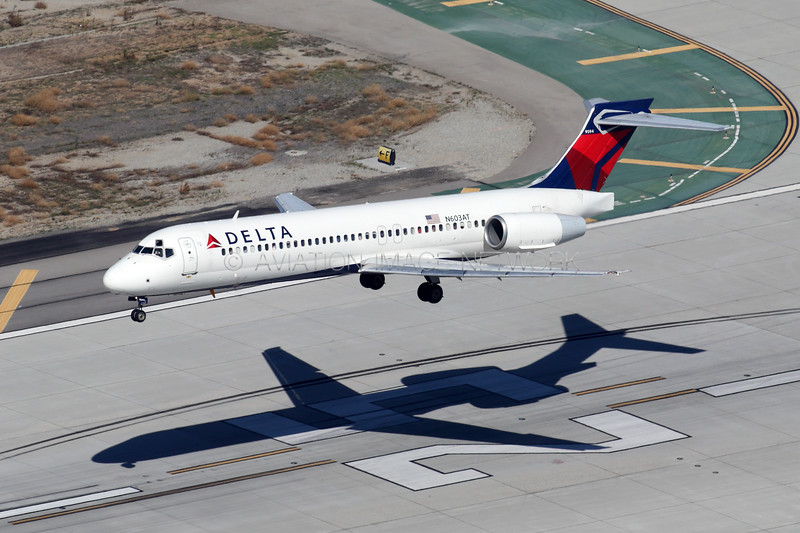 N603AT   Boeing 717-22A   Delta Airlines