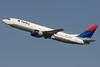 N3742C | Boeing 737-832 | Delta Air Lines