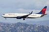 N3757D | Boeing 737-832 | Delta Air Lines