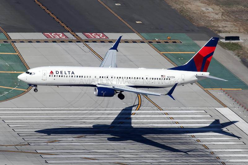 N841DN | Boeing 737-832 | Delta Air Lines
