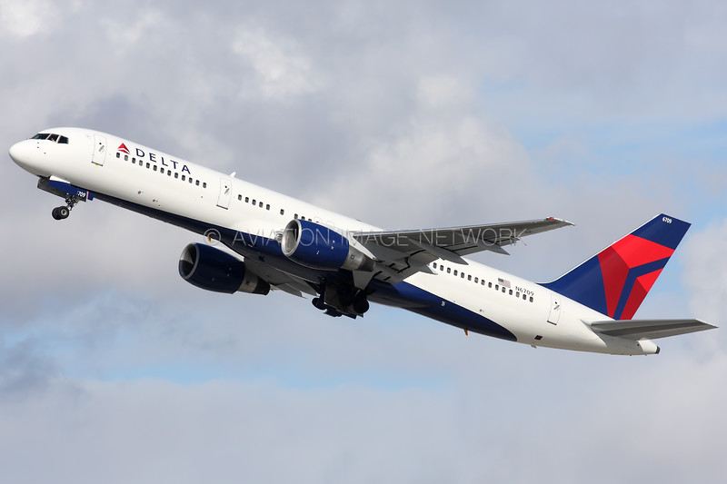 N6709 | Boeing 757-232 | Delta Airlines
