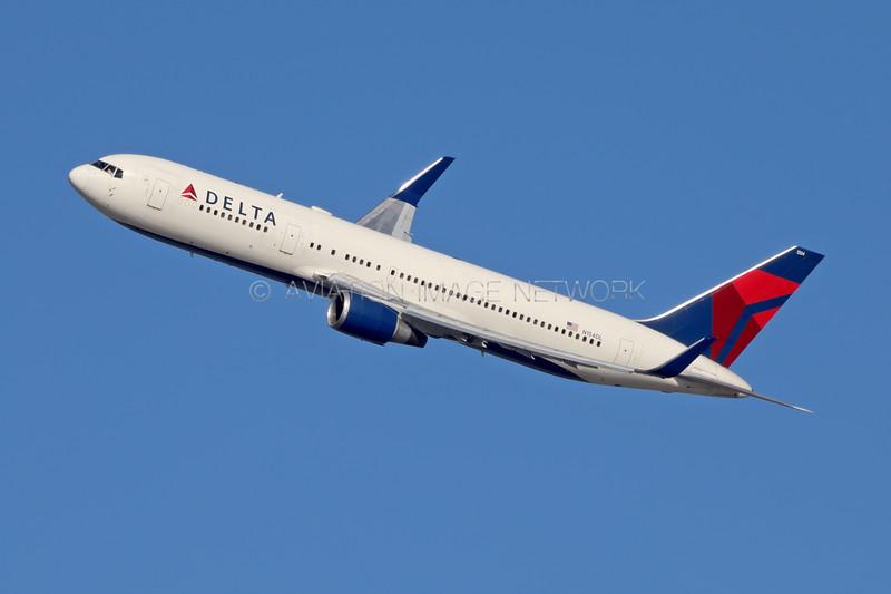 N154DL | Boeing 767-3P6/ER | Delta Air Lines