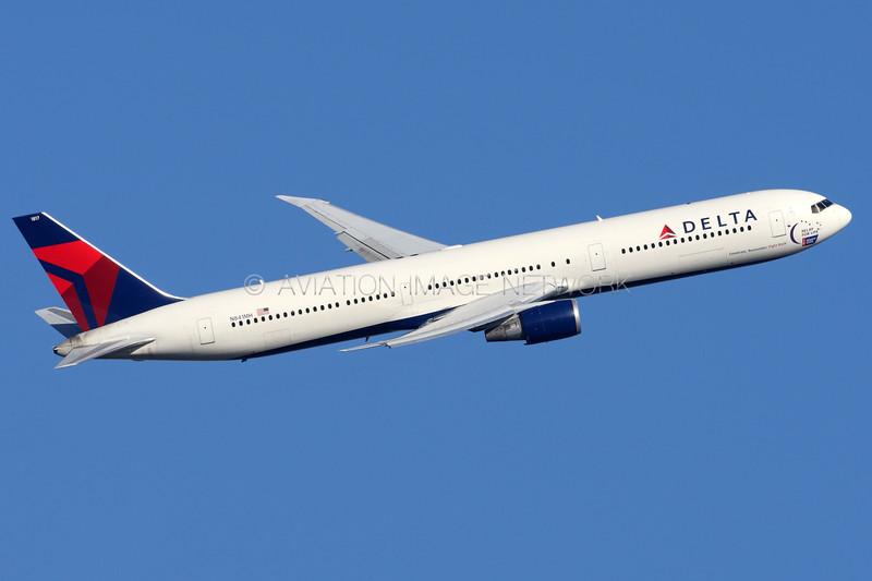 N841MH   Boeing 767-432/ER   Delta Air Lines