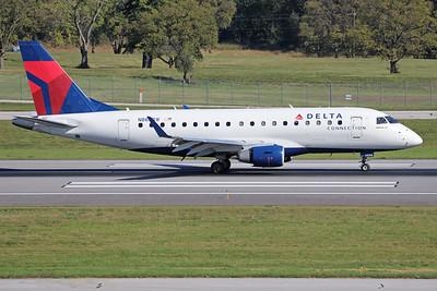 N868RW   Embraer ERJ-170-100SE   Delta Connection (Republic Airways)